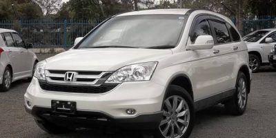 Honda Crv Hire Eldoret