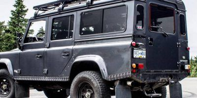 Land Rover Defender Hire Eldoret