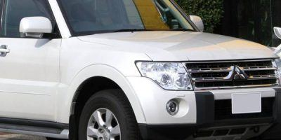 Mitsubishi Pajero Hire Eldoret
