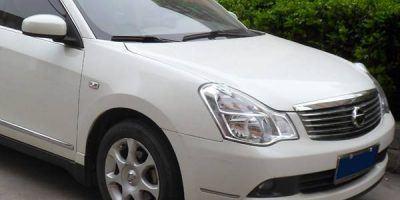 Nissan Bluebird Sylphy Hire Eldoret