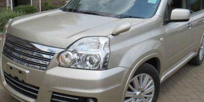 Nissan Xtrail Hire Eldoret