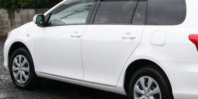 Toyota Corolla Fielder Hire Eldoret