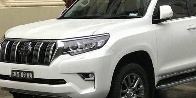 Toyota Prado Hire Eldoret