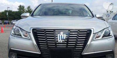 Toyota Royal Crown Hire Eldoret
