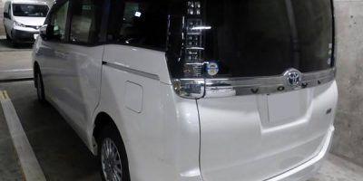 Toyota Voxy Hire Eldoret