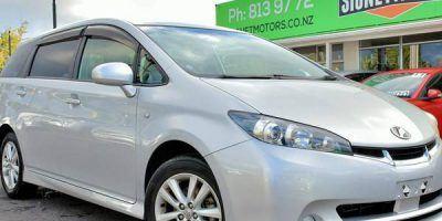 Toyota Wish Hire Eldoret