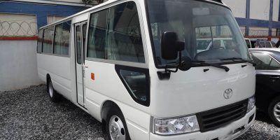 Coaster Bus Hire Eldoret